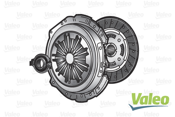 Vauxhall Corsa B Tigra A 1.6 Clutch Kit 93185887