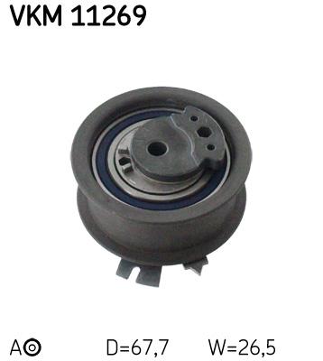 courroie de distribution vkm11269 Pour Audi Seat Skoda VW SKF tendeur
