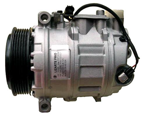 Compresseur, climatisation VAN WEZEL 1800K498 d'origine