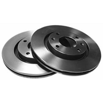 Jeu de 2 disques de frein ATE 426121 d'origine