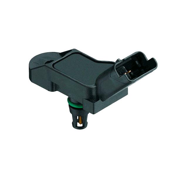 Capteur, pression du tuyau d'admission VDO 5WK96812Z d'origine