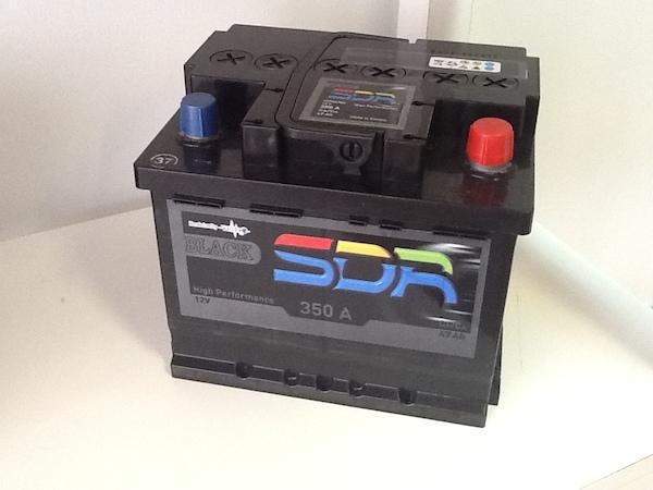 Batterie voiture SDR B 47 0 d'origine