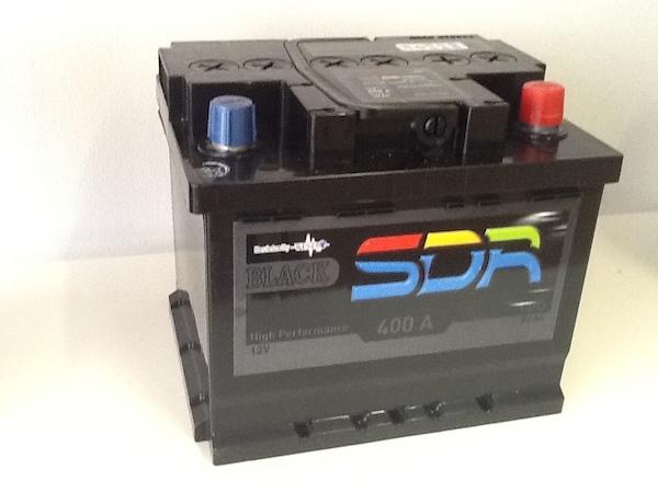 Batterie voiture SDR B 50 0 d'origine