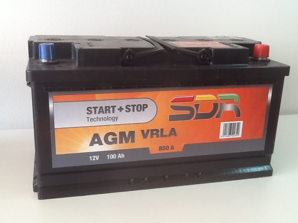 Batterie voiture SDR 66961000 d'origine