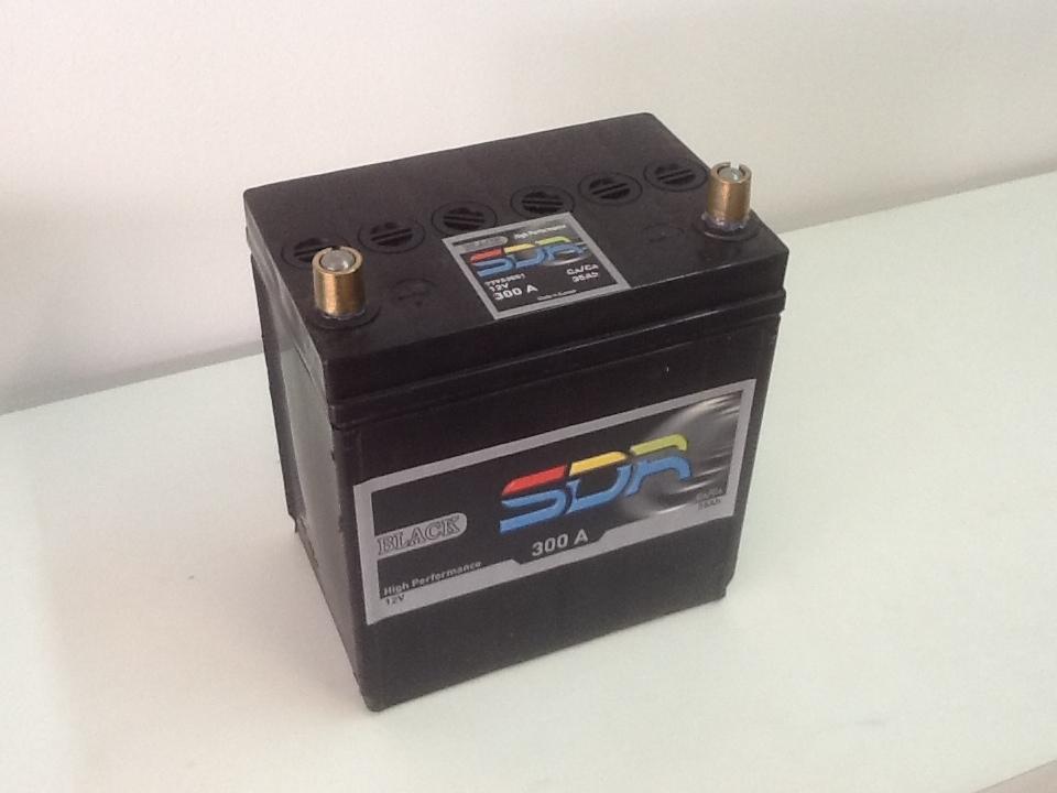 Batterie voiture SDR 77953501 d'origine