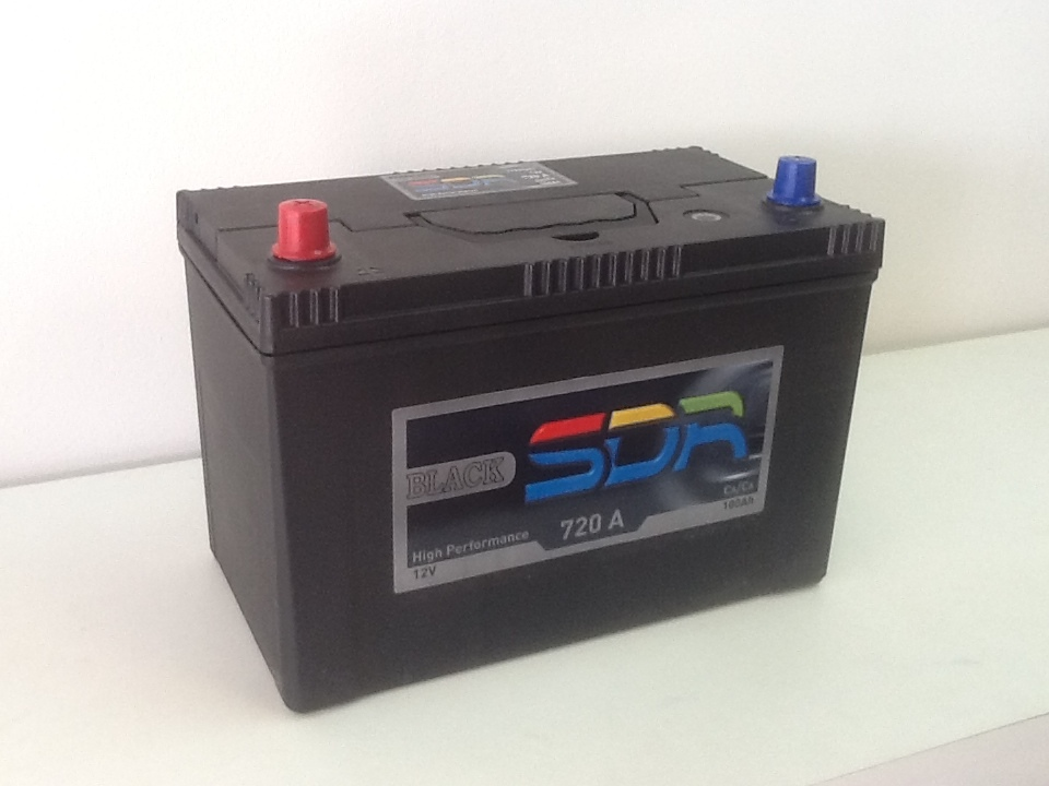 Batterie voiture SDR 77959401 d'origine