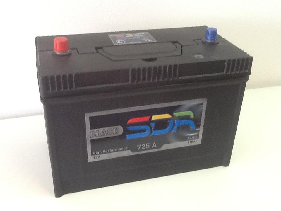 Batterie voiture SDR 77961000 d'origine