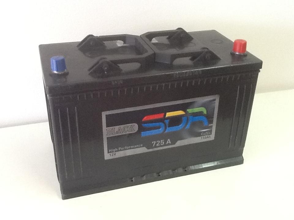Batterie voiture SDR 77961000T d'origine