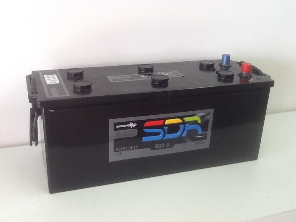 Batterie voiture SDR 77965503 d'origine