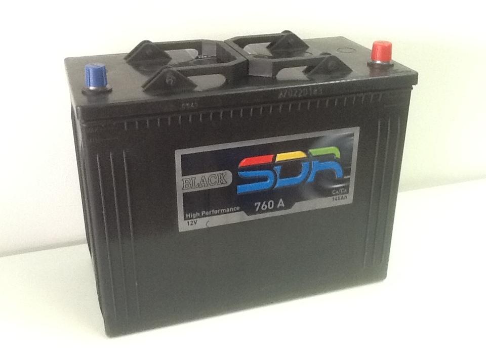 Batterie voiture SDR 77966000 d'origine