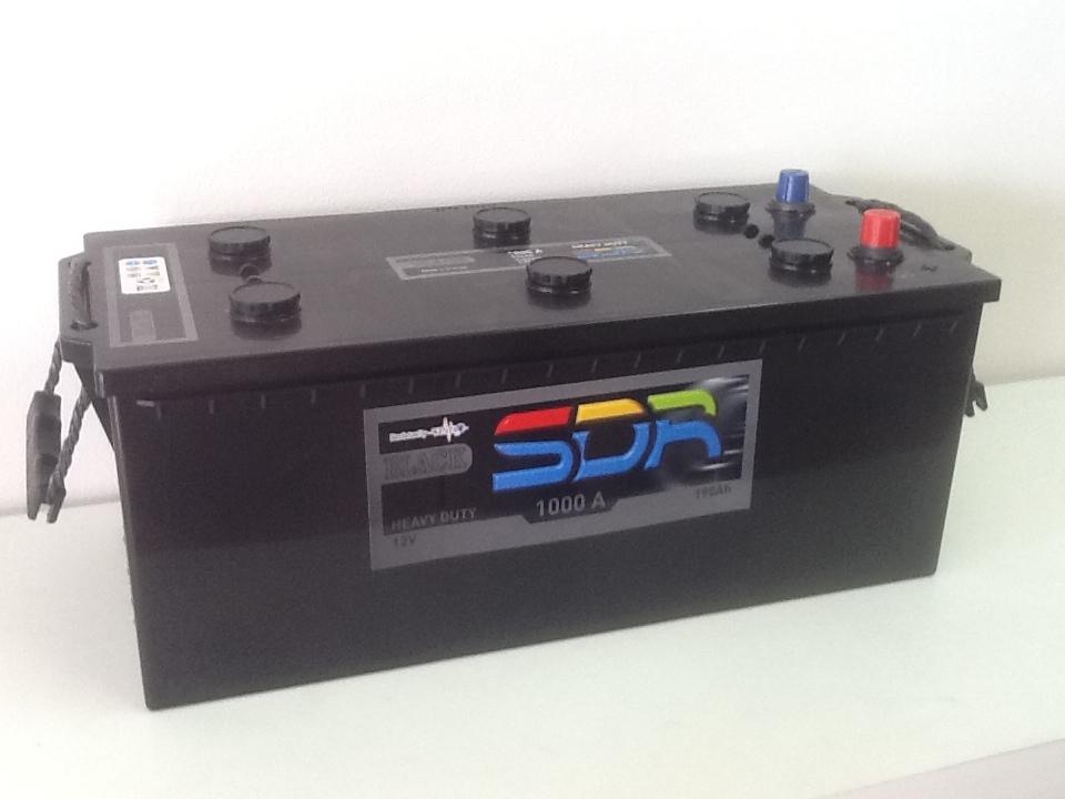 Batterie voiture SDR 77969003 d'origine