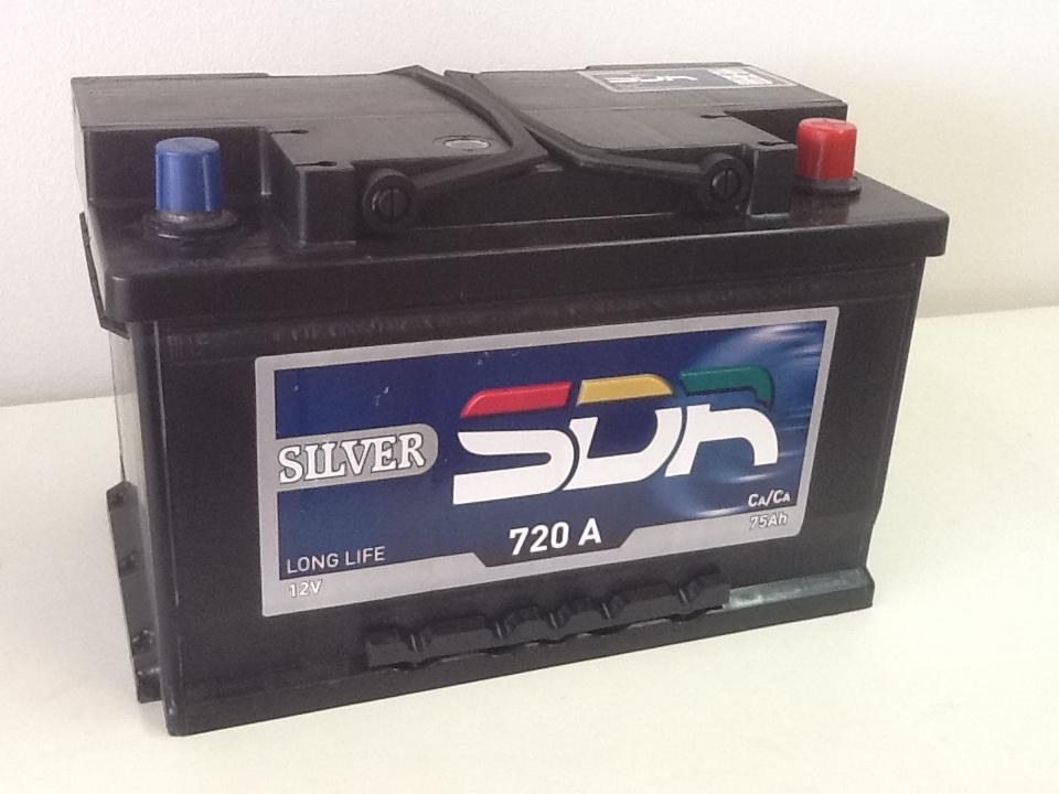 Batterie voiture SDR 88957500B d'origine