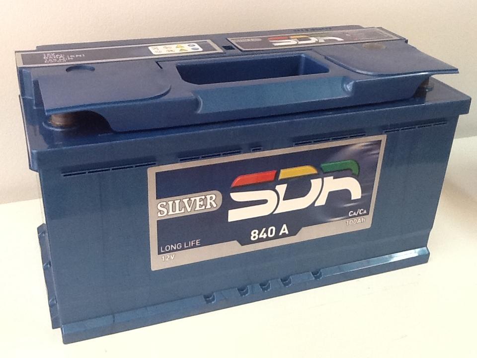 Batterie voiture SDR 88961000 d'origine