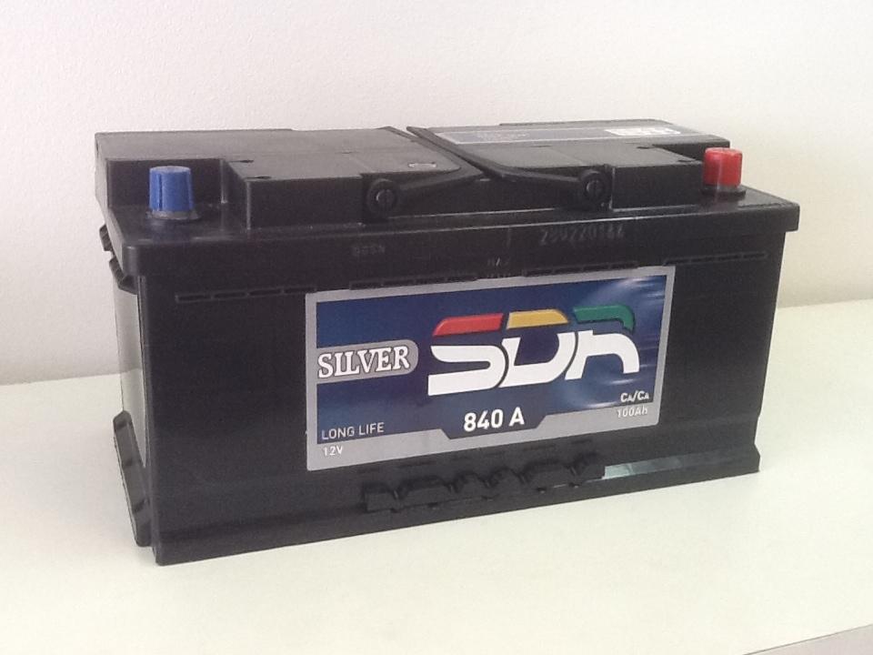 Batterie voiture SDR 88961000B d'origine