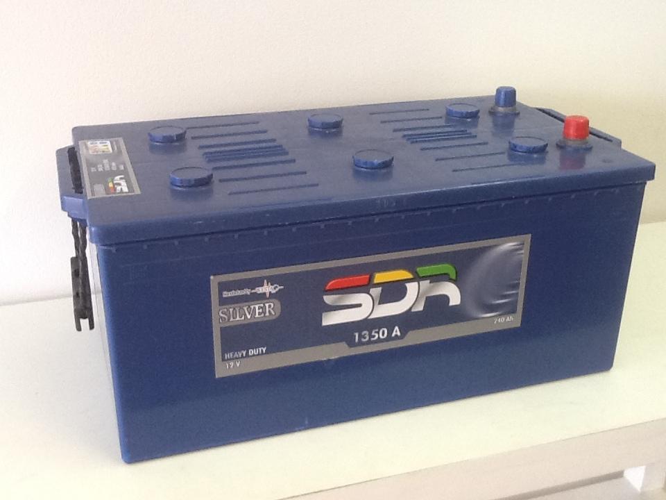 Batterie voiture SDR 88969003 d'origine