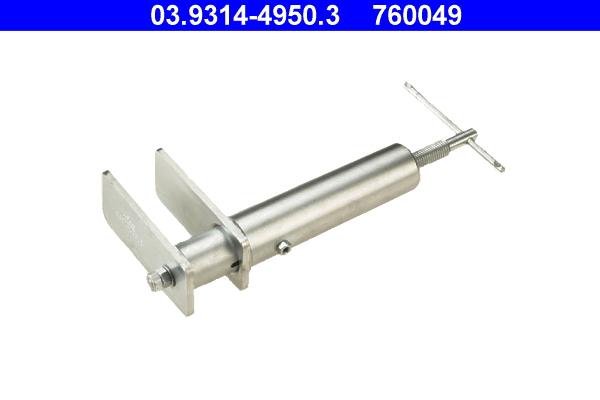 Outil de remise, piston d'étrier de frein ATE 760049 d'origine