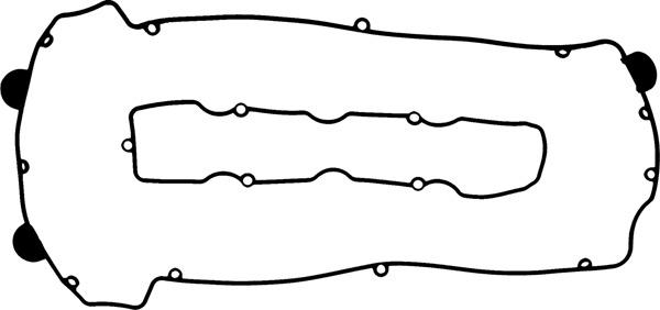 jeu de joints d 39 tanch it couvercle de culasse pour saab 9 3 ys3d cabriolet 2 0 turbo 154cv. Black Bedroom Furniture Sets. Home Design Ideas