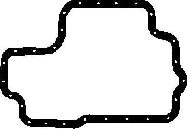 Joint de carter d'huile REINZ 71-28536-00 d'origine