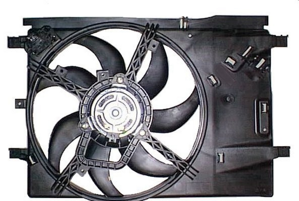 ventilateur refroidissement du moteur pour opel corsa d 1 4 90cv wda. Black Bedroom Furniture Sets. Home Design Ideas