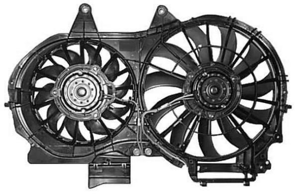 ventilateur refroidissement du moteur beru le694 wda. Black Bedroom Furniture Sets. Home Design Ideas