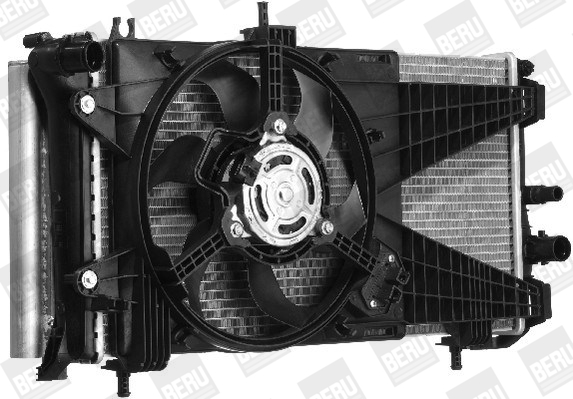 ventilateur refroidissement du moteur pour fiat punto 188 van 1 3 jtd 69cv wda. Black Bedroom Furniture Sets. Home Design Ideas