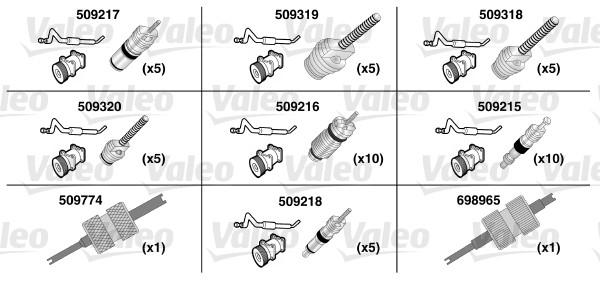 Outil VALEO 509735 d'origine