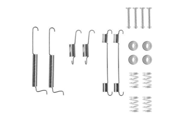 kit d 39 accessoires m choire de frein pour daewoo matiz klya 0 8 52cv wda. Black Bedroom Furniture Sets. Home Design Ideas