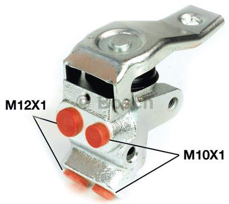 Régulateur (correcteur) de la force de freinage BOSCH 0986482029 d'origine