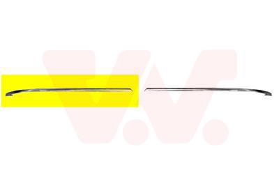 Enjoliveur, projecteur principal VAN WEZEL 0317582 d'origine