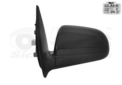 Van Wezel 0815838/Miroir ext/érieur pour voiture