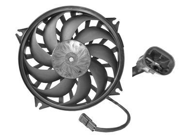 ventilateur refroidissement du moteur pour citro n c4 1 6 vti 120 120cv wda. Black Bedroom Furniture Sets. Home Design Ideas