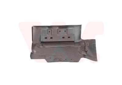Support de batterie VAN WEZEL 1854254 d'origine