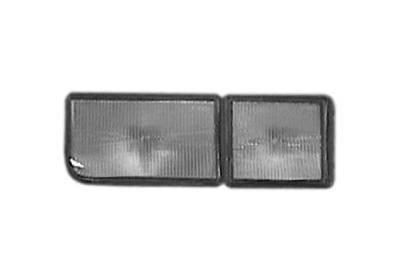 Enjoliveur, projecteur antibrouillard VAN WEZEL 5835909 d'origine