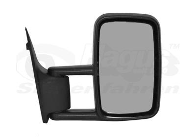 Rétroviseur extérieur gauche complet convient pour VW LT 28-46 II Pick-up//Châssis beheizb