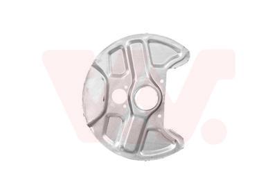 Déflecteur, disque de frein VAN WEZEL 5997371 d'origine