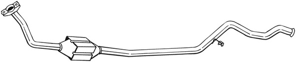 catalyseur pour peugeot 306 3 5 portes 7a 7c n3 n5 1 9 d 69cv wda. Black Bedroom Furniture Sets. Home Design Ideas