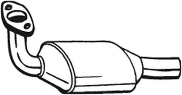 catalyseur bosal 099649 wda. Black Bedroom Furniture Sets. Home Design Ideas