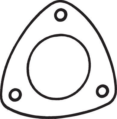 Joint d'étanchéité, tuyau d'échappement BOSAL 256624 d'origine