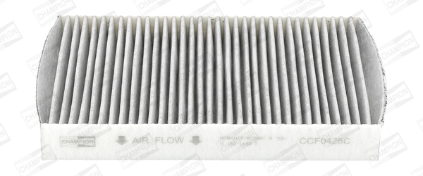 filtre air de l 39 habitacle pour renault sc nic iii 2 0 dci. Black Bedroom Furniture Sets. Home Design Ideas