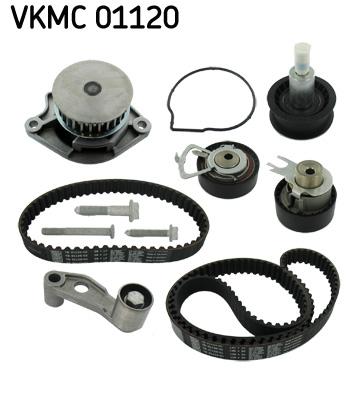 pompe eau kit de courroie de distribution skf vkmc 01120 wda. Black Bedroom Furniture Sets. Home Design Ideas