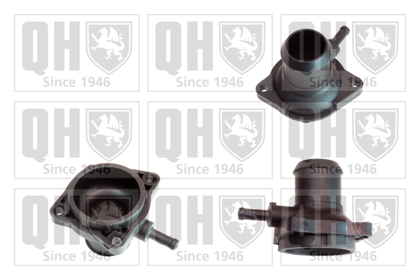 Bride de liquide de refroidissement QUINTON HAZELL QTH803CF d'origine