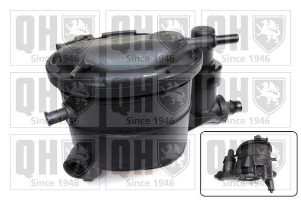 bo tier filtre de carburant pour peugeot 206 3 5 portes 1 9 d 69cv wda. Black Bedroom Furniture Sets. Home Design Ideas