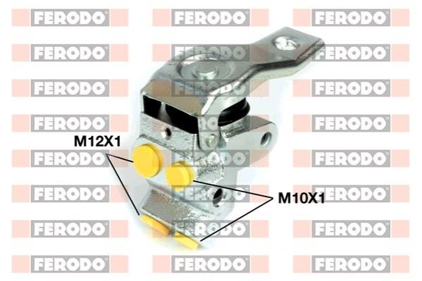 Régulateur (correcteur) de la force de freinage FERODO FHR7132 d'origine