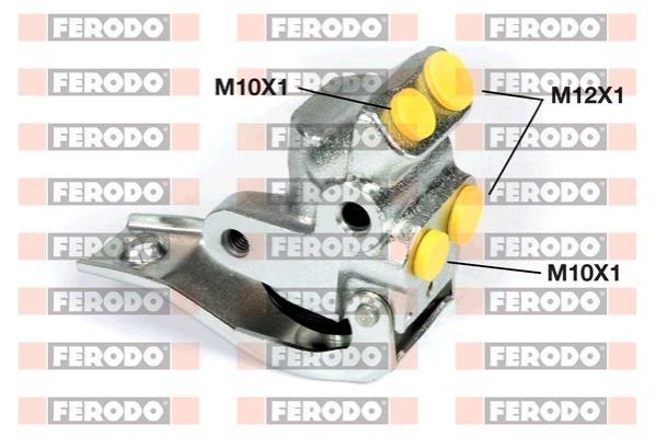 Régulateur (correcteur) de la force de freinage FERODO FHR7137 d'origine