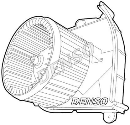 Pulseur d 39 air ventilateur int rieur pour peugeot 807 e - Ventilateur brumisateur d interieur ...