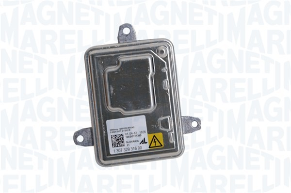 Dispositif de contrôle, phare bi-xenon MAGNETI MARELLI LRB230 d'origine