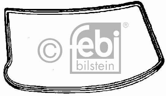 Joint d'étanchéité, pare-brise FEBI BILSTEIN 03012 d'origine