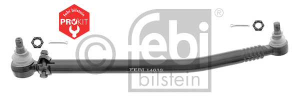 Barre de direction FEBI BILSTEIN 14633 d'origine