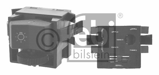 Interrupteur, lumière principale FEBI BILSTEIN 14740 d'origine