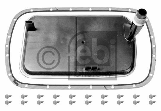 Kit de filtres hyrauliques, transmission automatique FEBI BILSTEIN 27065 d'origine